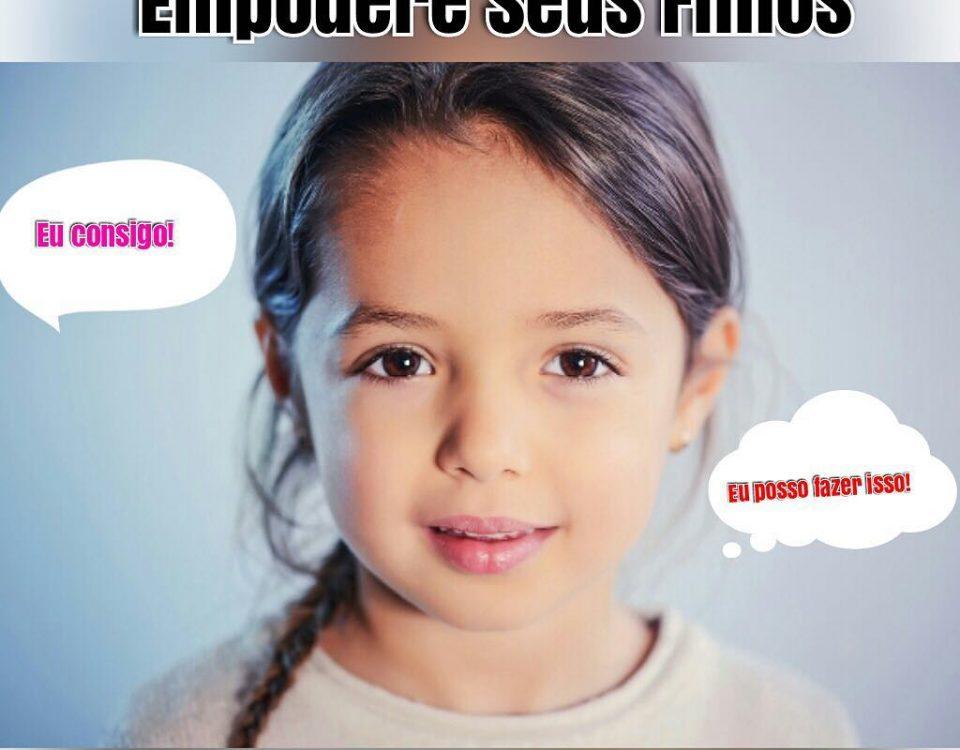 Compartilhe o controle com seus filhos para que eles possam desenvolver habilida...