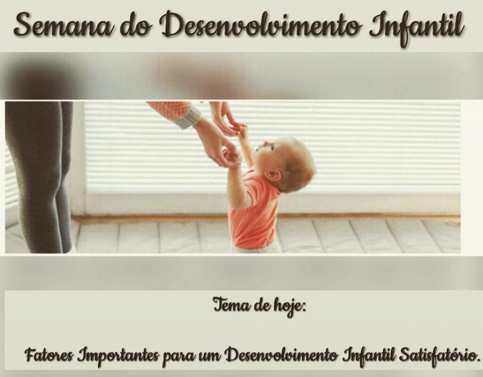 Dando continuidade à nossa semana do desenvolvimento infantil, vamos falar hoje ...