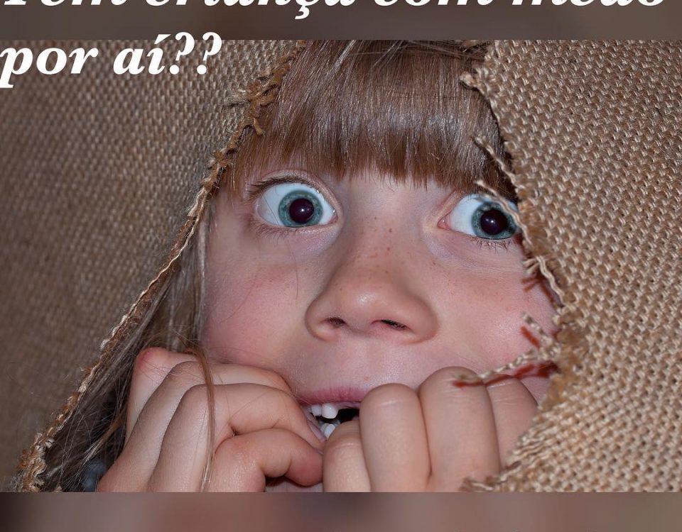 Hoje em muitas casas ouvimos os pais se queixarem que seus filhos tem medo, e da...