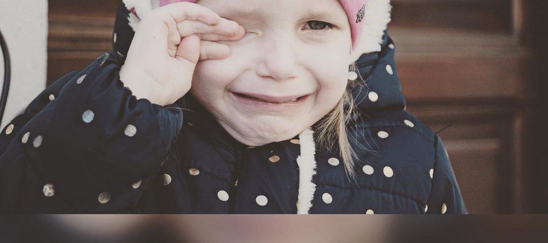 Não fale para seu filho engolir o choro, muitas vezes nós adultos não sabemos li...