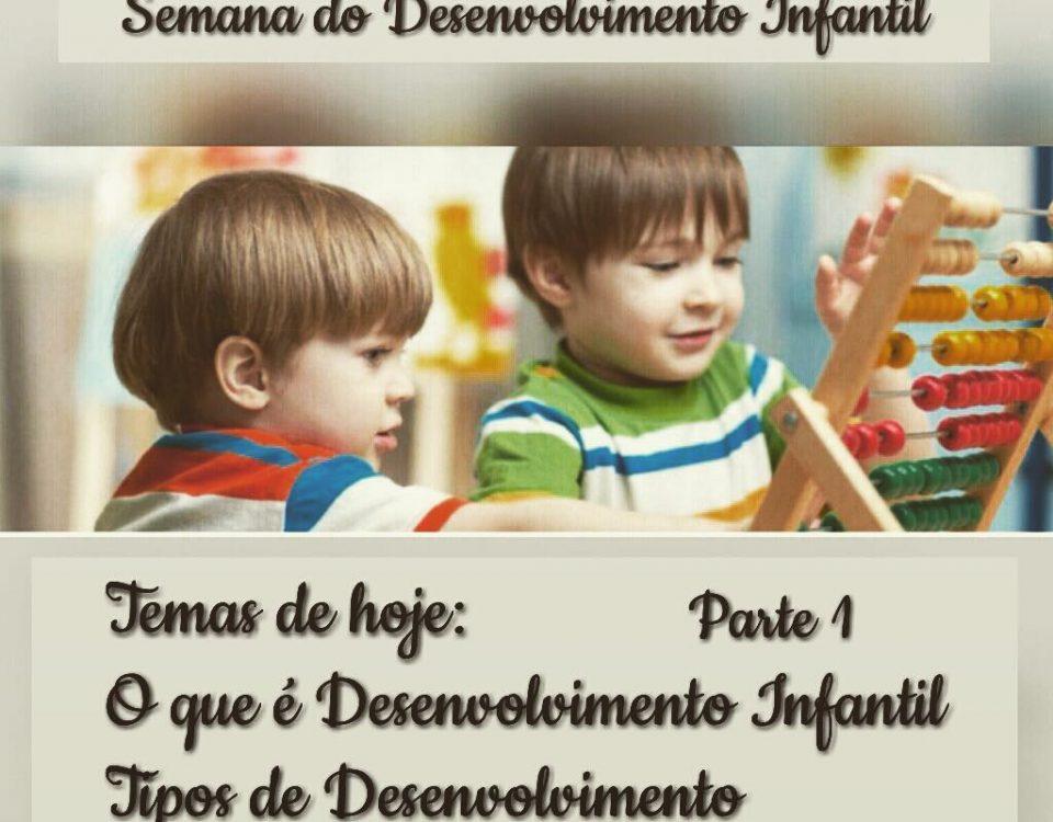 O que é Desenvolvimento Infantil? Existem algumas diferenças entre Desenvolvimen...