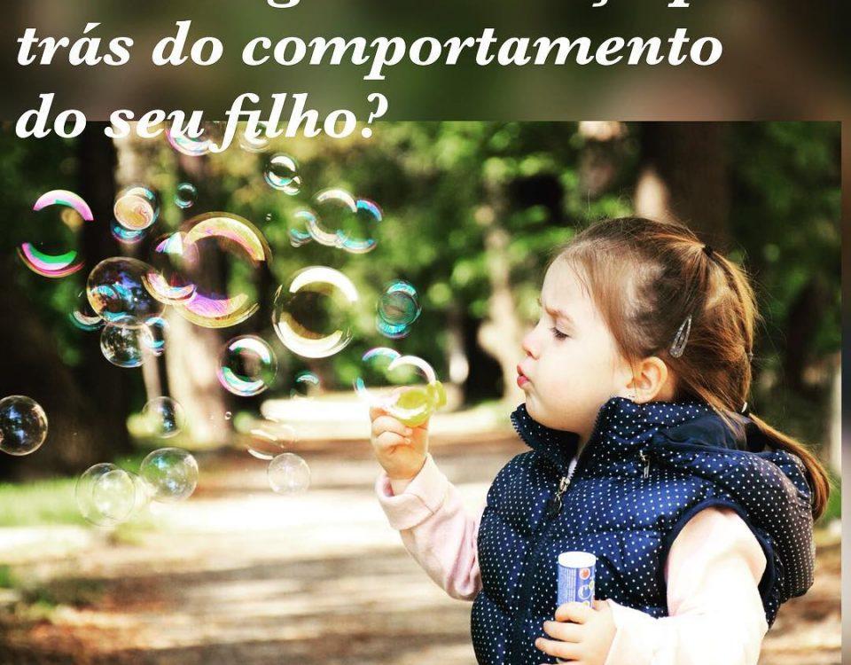 Texto de: Mariana Lacerda Frequentemente misturamos o comportamento da criança c...