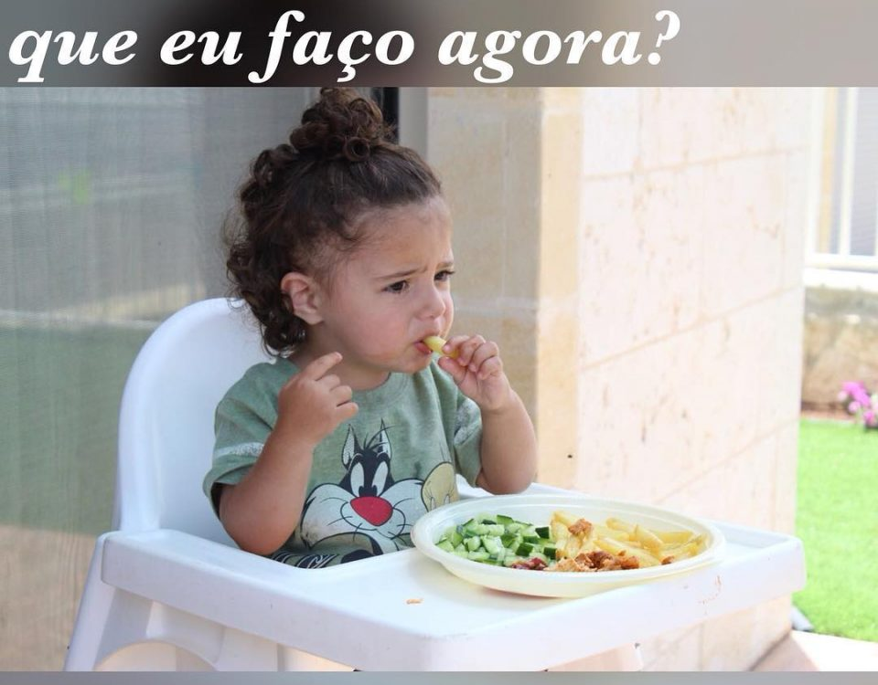 Toda mãe tem preocupação com a alimentação de seus filhos, mas e quando eles não...
