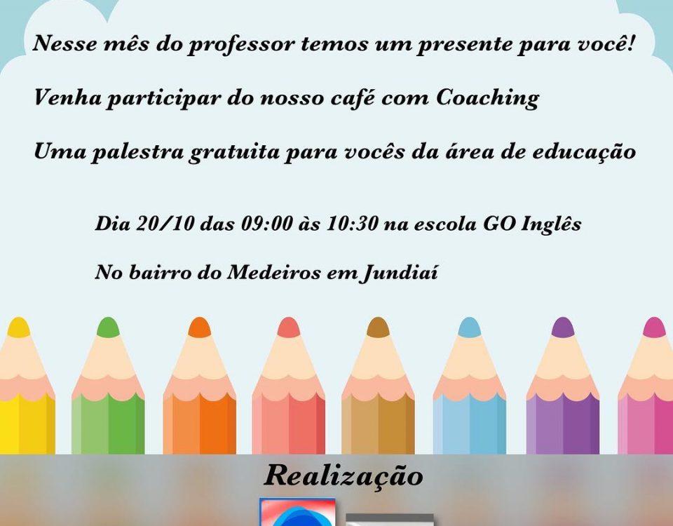Você que é professor (a), profissional da área da educação, e está em Jundiaí ou...
