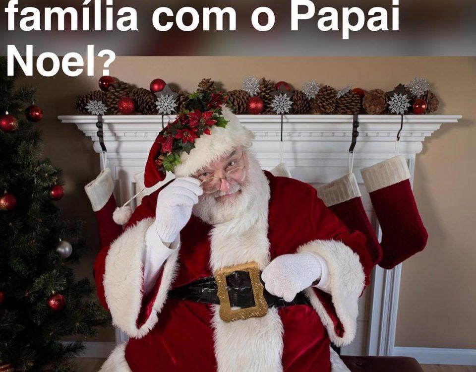 Com a chegada do Natal um personagem muito querido e as vezes controverso da nos...