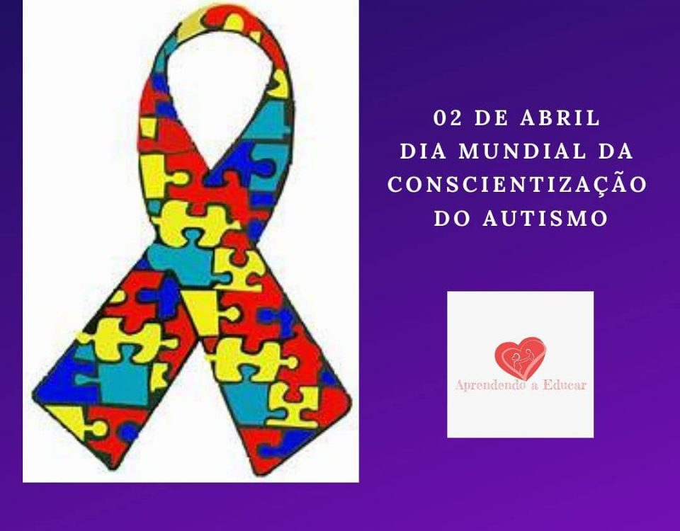 Hoje dia 02 de abril é dia mundial da conscientização do autismo. O Autismo é um...