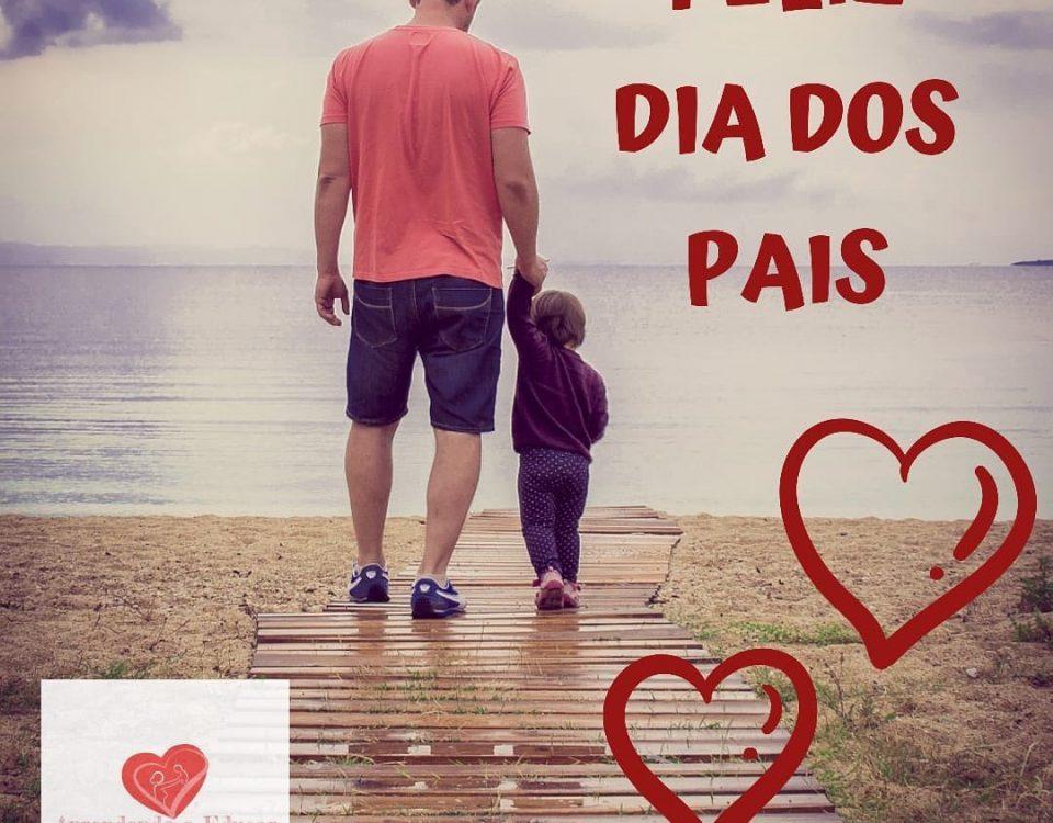 Hoje é dia dos pais, e todos vamos comemorar quem teve um pai presente, quem tev...