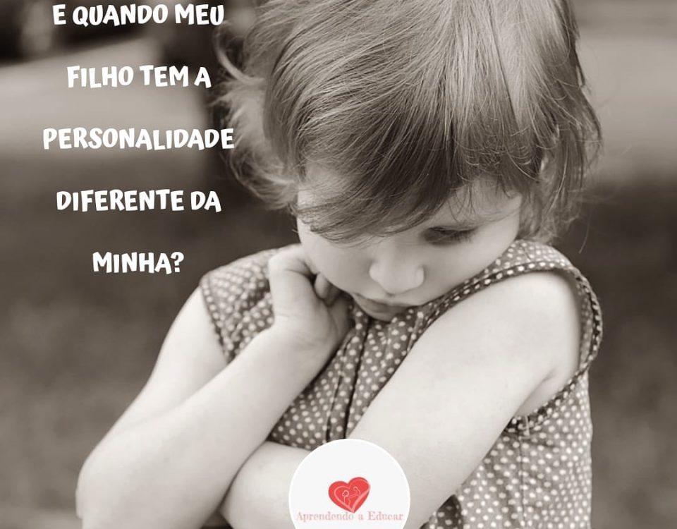 É difícil ter a personalidade e temperamento diferente de nossos filhos.Muitas...