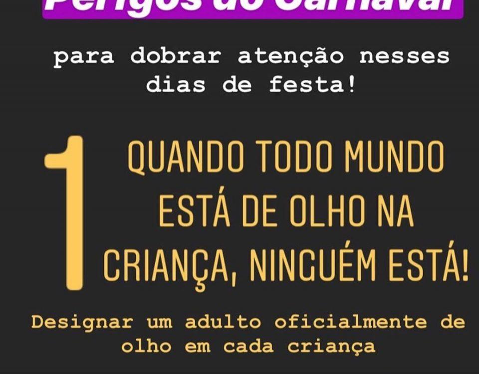 #Repost @psimamaa with @make_repost ・・・ 10 Dicas para que o Carnaval seja MUITO ...